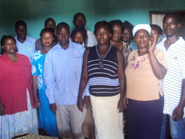 Akwata Empola Gayaza-Kampala Group