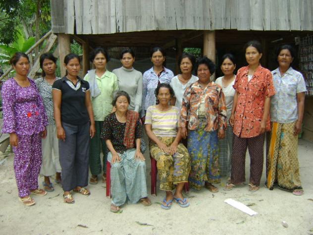 Mrs. Yeng Hun Village Bank Group