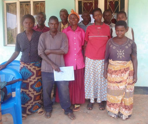 Nyabinome Tweheyo Group