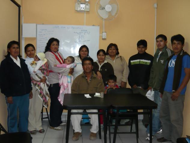 Union Por El Progreso Group