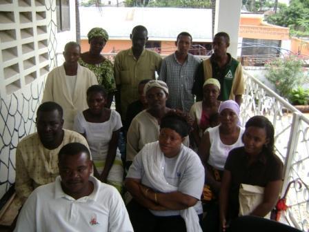 Beatrice James's Jumuiya Kiluvya Group
