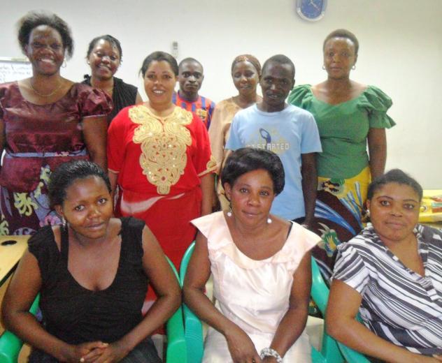 Jitahidi Msakuzi Group