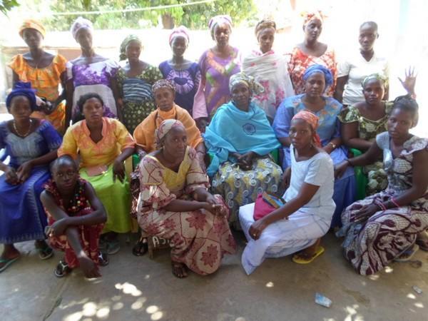 Ouleymatou's Group