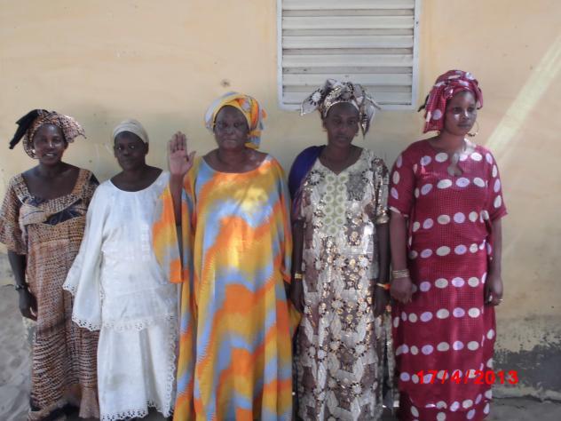Rokhaya's Group