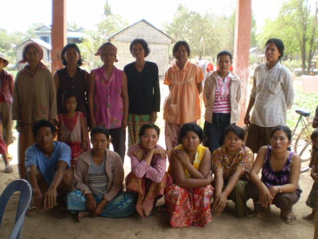 Mrs. Sokheoun Leng Village Bank Group