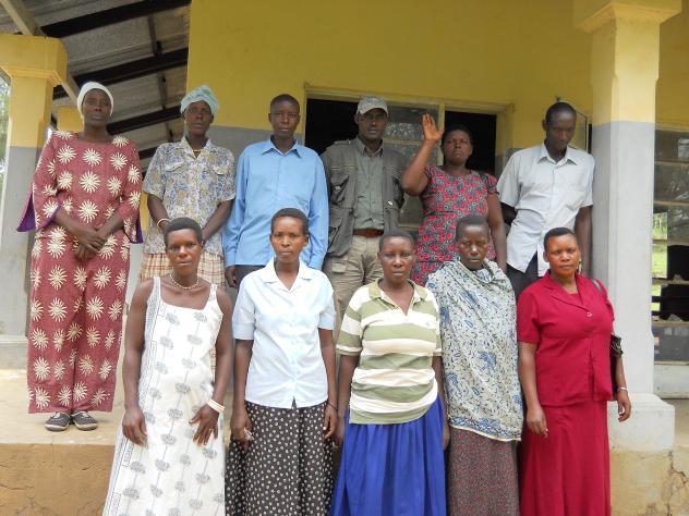 Nyabubare Women's Group-Ntungamo