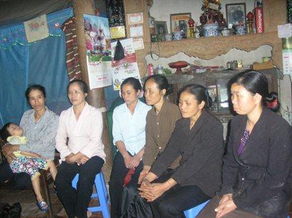 Thi Xuan's Group