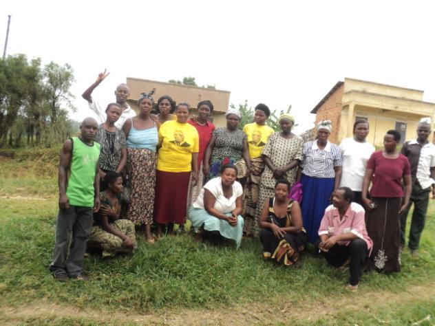 Burema Women's Group-Kihihi