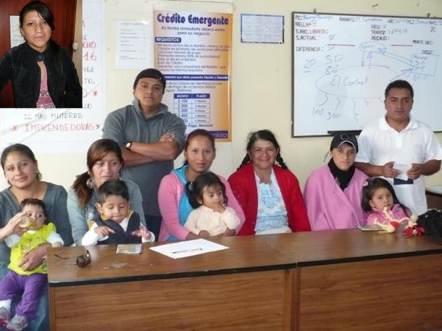 Señoras De Pumayunga (Cuenca) Group