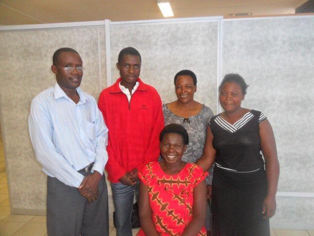Tawananyasha Dzamwari Group