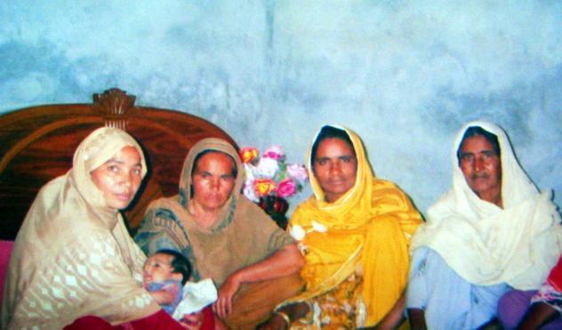 Ruqaiya Parveen's Group