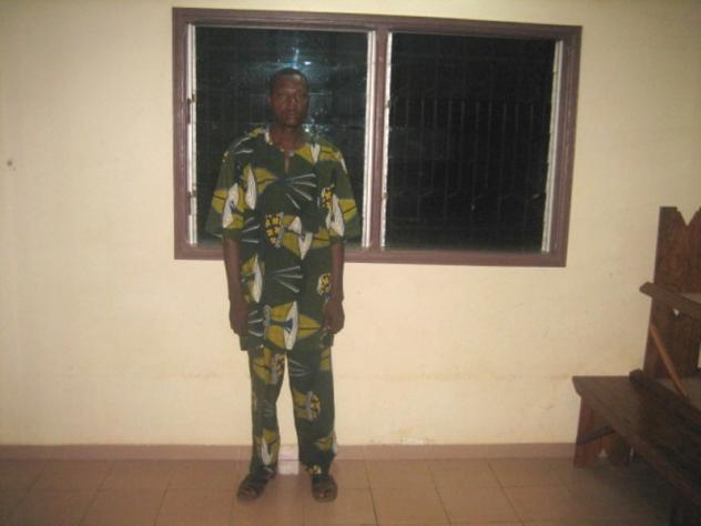 Honoré Adohoungbo