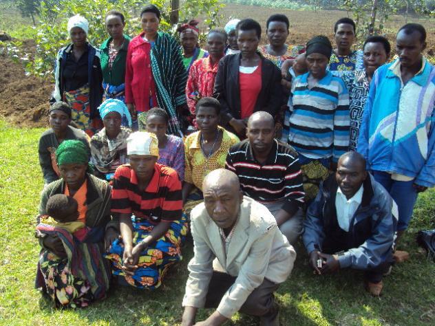 Gisenyi Twizamure Cb Group