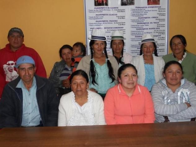 San Luis De Cumbe  (Cuenca) Group