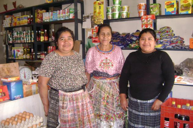 Solidario Mujeres Triunfantes Group