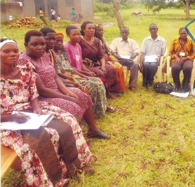 Mukama Yemubeezi Kisunku Group