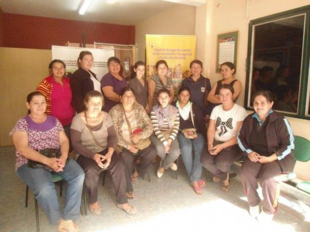 Kuña Pyapy Mbarete Group