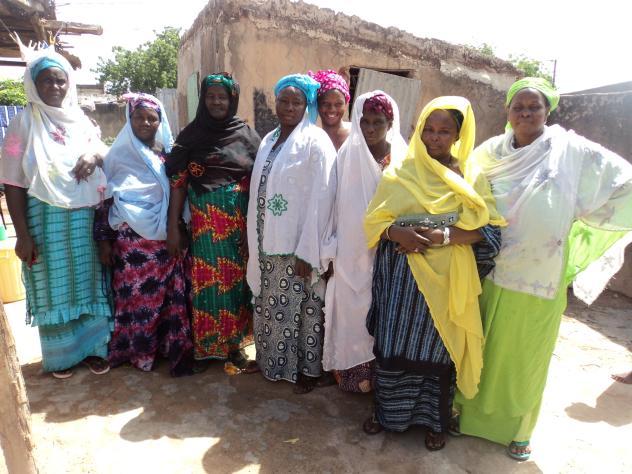 Fatou's Group