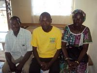 Theresa Kumba's Group