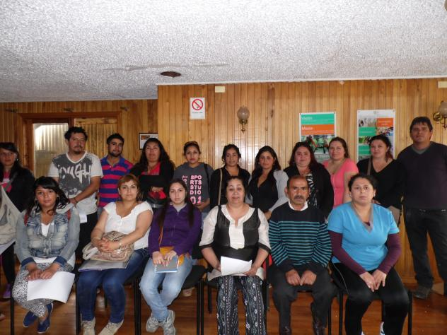 La Minga De Chiloé Group
