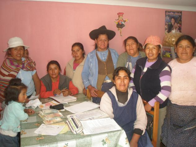 Villa Quiquijana Group