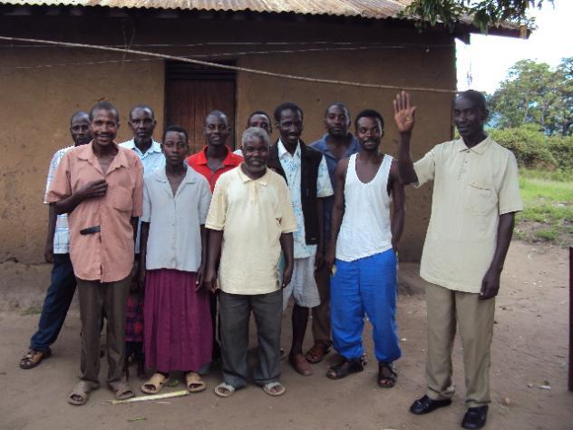 Kitookye Trading Center Society-Kihihi Group