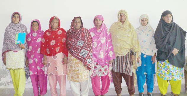Shaheen Bibi's Group