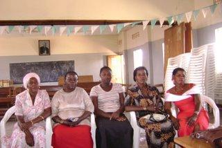 Maria Nakiganda 'S Group