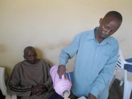Fredrick Kilyungi