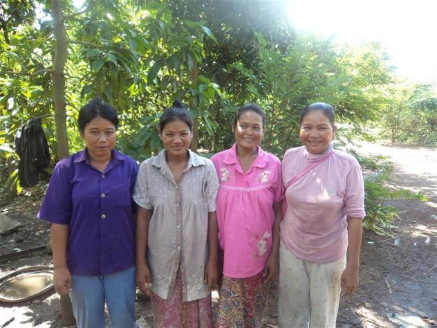 Sreyneang's Group