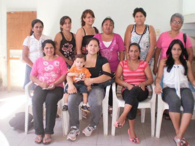 Virgen Del Rosario Piribebuy Group