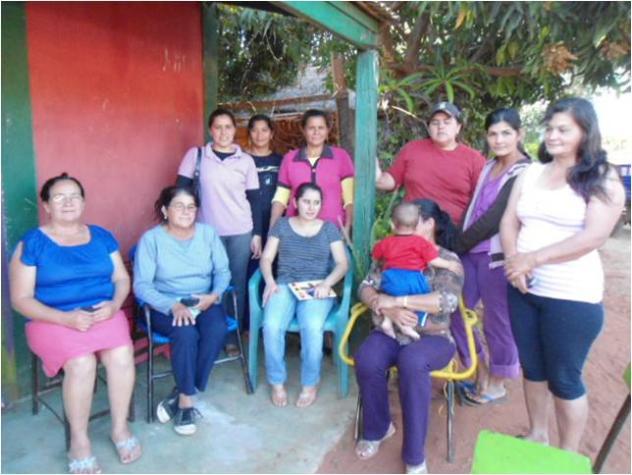 Buscando Progreso De Las Mujeres Group