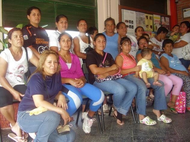 Las Recicladoras Group