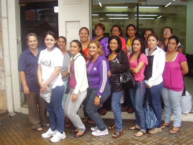 Las Emprendedoras Group