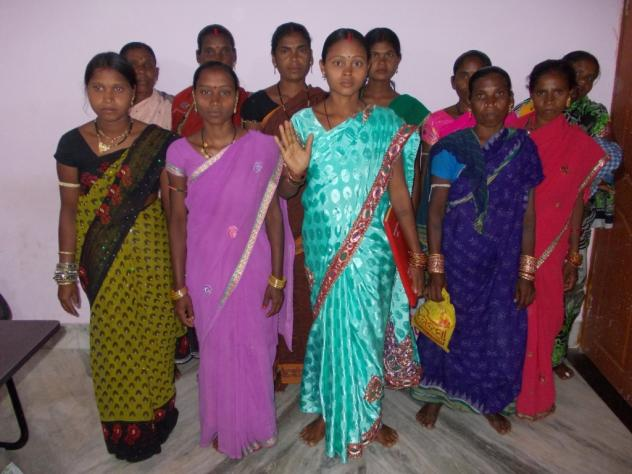 Maa Samaleswari Shg (C) Group