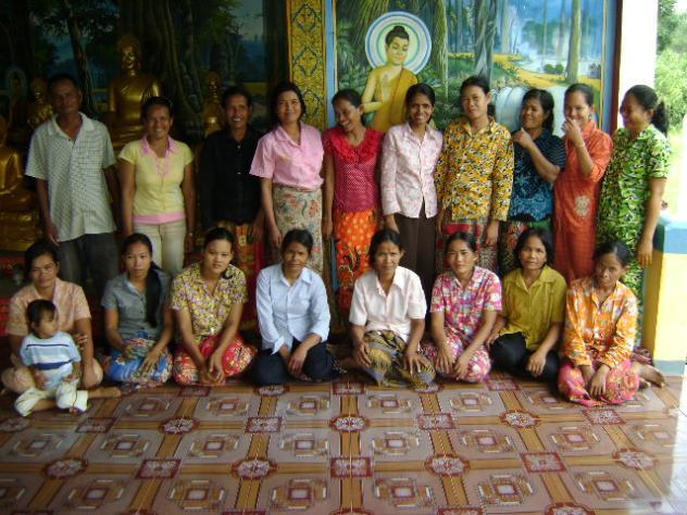 Mrs. Chreb Hing Village Bank Group