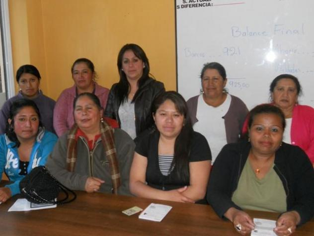 Las Gaviotas  (Cuenca) Group