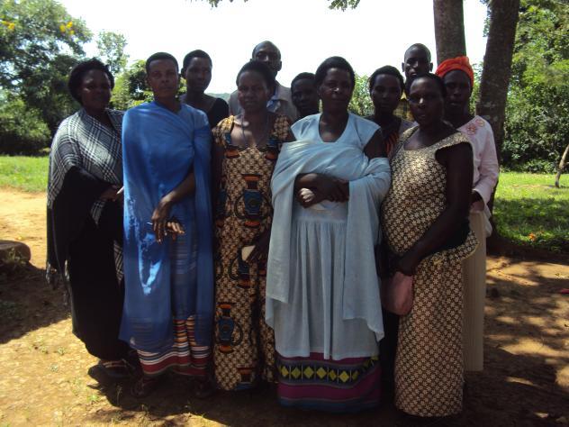 Bwagoga Eco Bakyara Tukwatanise, Ibanda Group