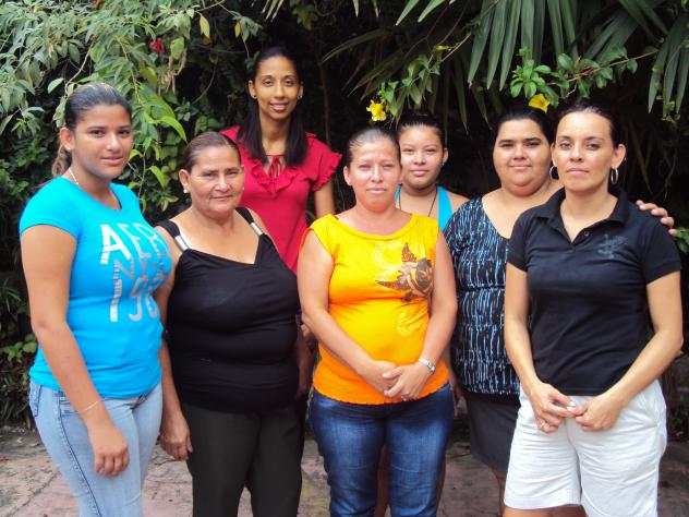 Banco Mujer Pacuare Group