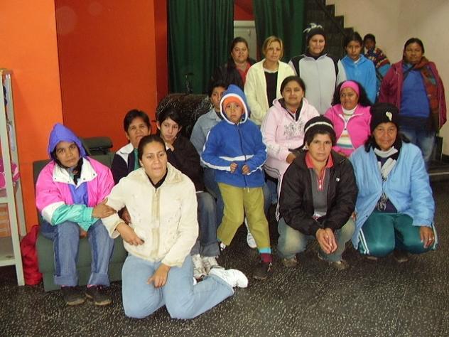Mujeres Por La Esperanza Group