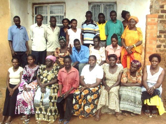 Nsaggu Akugoba Women's Group-Mpigi