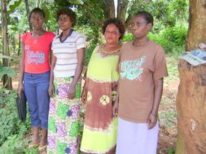 Aisha Namuli`s Group