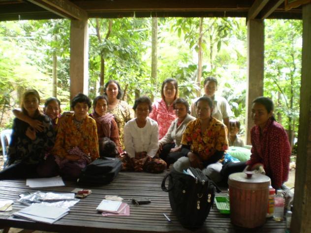 Mrs. Nara Yin Village Bank Group