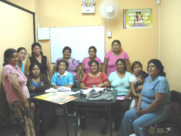 Mujeres Del Sol Group