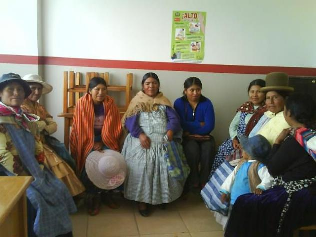 Heroes Del Chaco Group