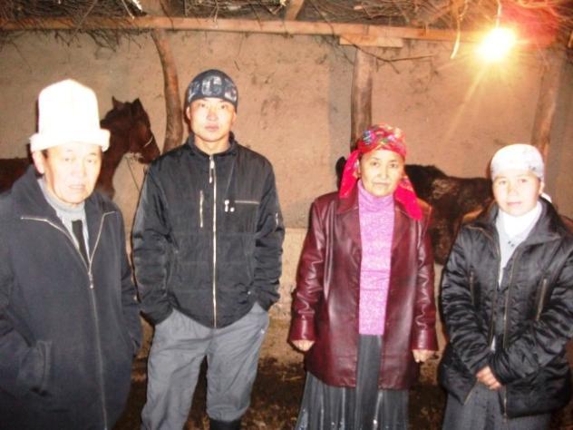 Rahat Satybaldieva's Group