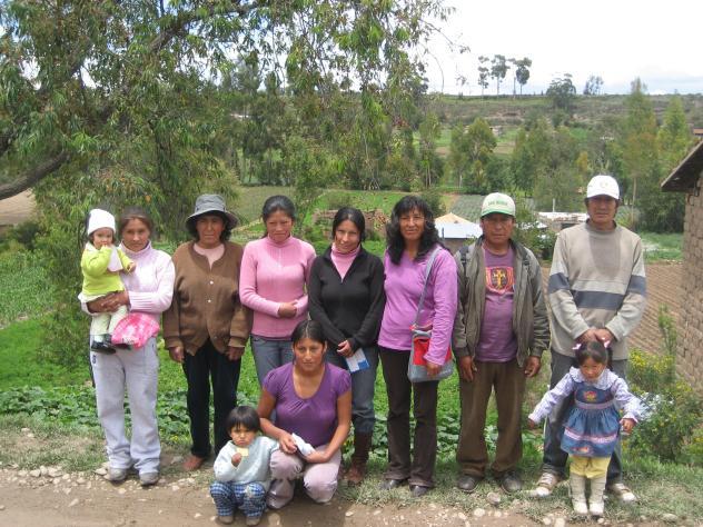 Las Cumplidas Group