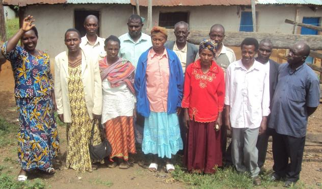 Kambuga Bakyara Kwekamba Group, Kihihi