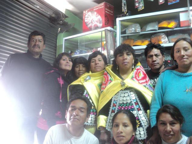 Virgen Decarmen Group
