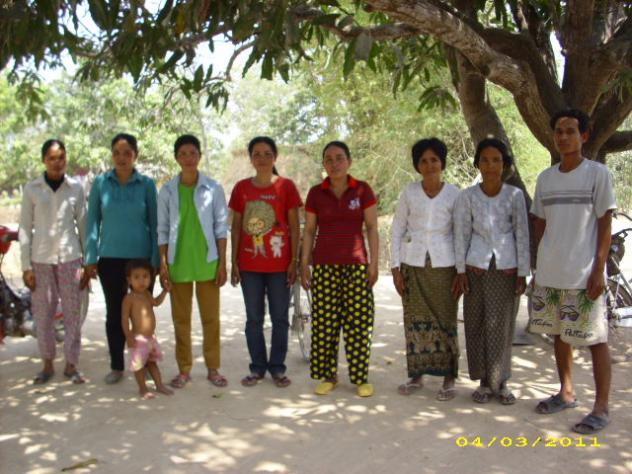 Mrs. Horng Village Bank Group